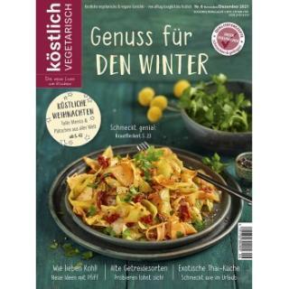 Köstlich Vegetarisch - Herrliche Winterküche