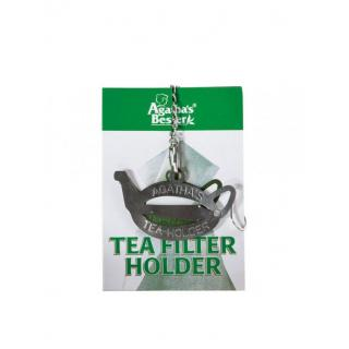 Halter für Teefilter, Edelstahlspange
