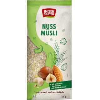 Nuss-Müsli