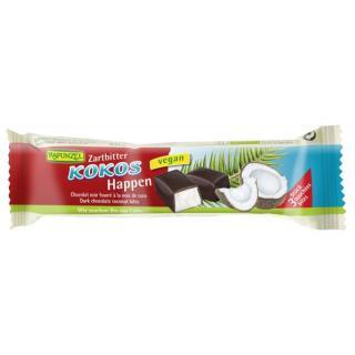 Kokos-Happen Zartbitter