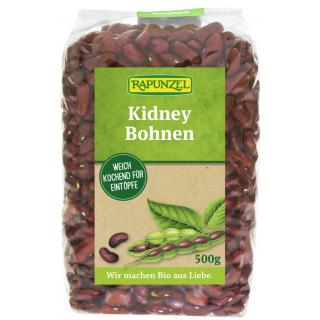 Kidney Bohnen rot
