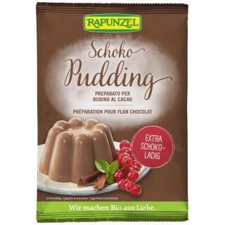 Pudding-Pulver Schoko