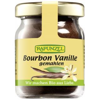 Vanillepulver Bourbon