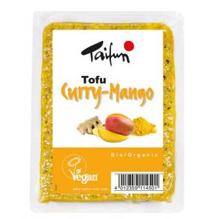 Tofu Curry Mango
