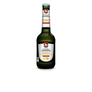 Lammsbräu Dunkel & Pure Zitrone, alkoholfrei