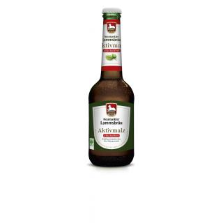 Lammsbräu Aktivmalz Alkoholfrei (Bio)