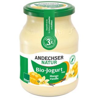 Joghurt Mango-Vanille 3,7%