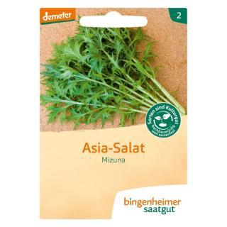 Asia Salat Mizuna